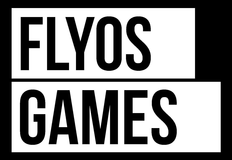 FlyosGamesLogo_White